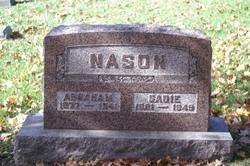 Sadie <i>VanHaaften</i> Nason
