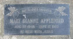 Mary Dianne Appleford