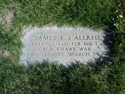 Capt James Tillman Sanford Allred