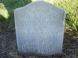 Elizabeth Ann Guymon