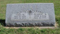 Vera Maude <i>Collier</i> Pike