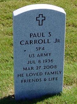 Paul Sheppard Carroll, Jr