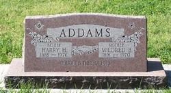 Harry H Addams