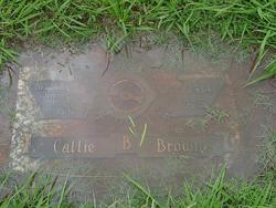 Callie B Brown