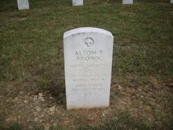 Alton Thomas Brown