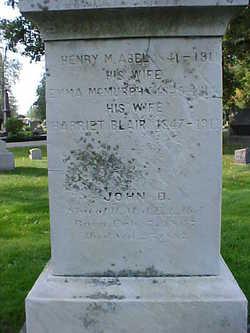 Henry Mosher Abel