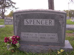 Lula J <i>Dunn</i> Spencer