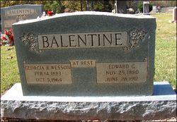 Georgia <i>Perryman</i> Balentine