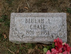 Beulah Lena <i>Gehlbach</i> Chase