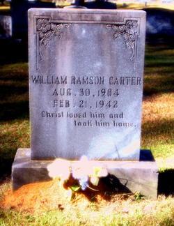 William Ransom Carter