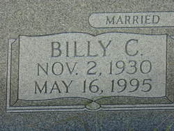 Billy C Crook