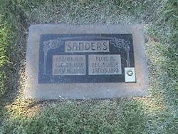 Rachel Broome <i>Roberts</i> Sanders