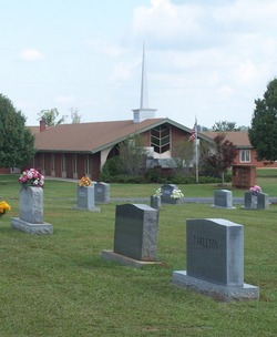 Austin Grove Baptist Church Cemetery
