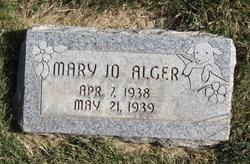 Mary Jo Alger