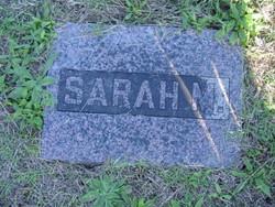 Sarah M. <i>Landers</i> Jobe