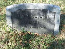 Allen Navarre DeMaret
