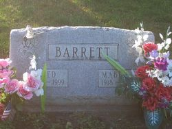 Mabel T. <i>Daily</i> Barrett