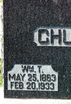 William Thomas Church