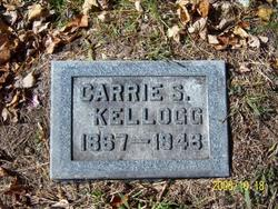 Carrie <i>Staines</i> Kellogg