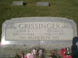 John Rupert Grissinger