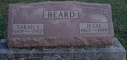Sarah Catherine Kate <i>Hooker</i> Beard