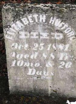 Elizabeth Betsy <i>Plank</i> Hufford