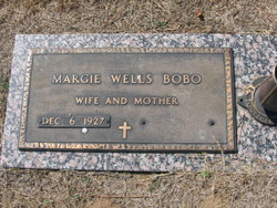 Margie <i>Wells</i> Bobo