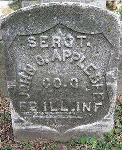 John C Applebee