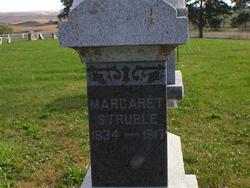 Margaret <i>Leddy</i> Struble