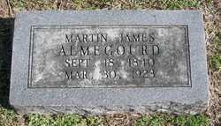 Martin James Almegourd