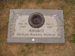 Oldham Buckley Monroe Amidell