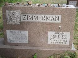 Abram Abe Zimmerman