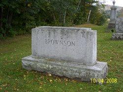 Nancy M. <i>Marshall</i> Brownson