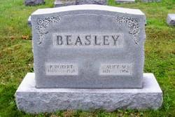 Alice M. <i>Welday</i> Beasley