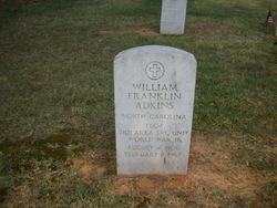 William Franklin Adkins