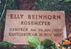 Elly Beinhorn-Rosemeyer