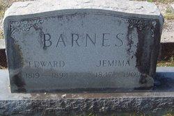 Jemima E Barnes