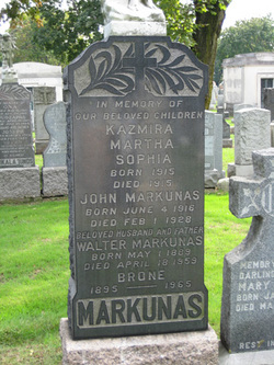 Brone Markunas