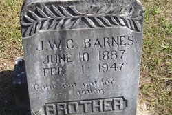 J W C Barnes