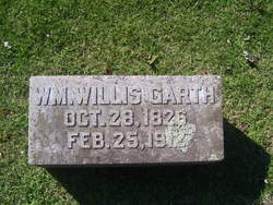 William Willis Garth