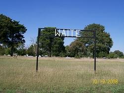 Waite Cemetery