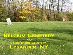 Belgium Cemetery
