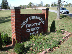 New Ebenezer Baptist Church Cemetery