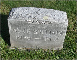 Carrie Alice <i>Toot</i> Brittain