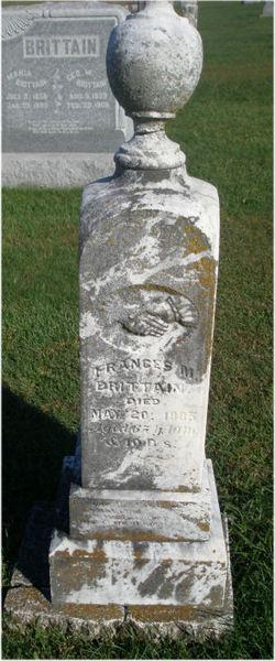 Frances Milton Brittain