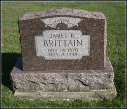 James R Brittain
