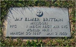Jay Elmer Brittain