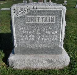 Mariah Maria <i>Stanturf</i> Brittain