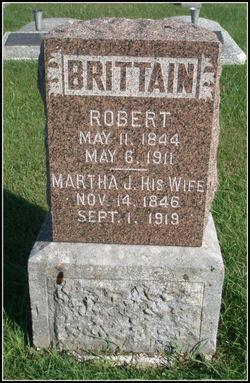 Martha J Brittain