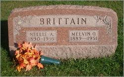Nellie Ann <i>Miller</i> Brittain